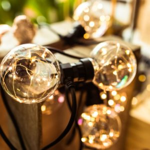 Twinkle Festoon Lights