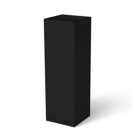 Black High Gloss Plinth