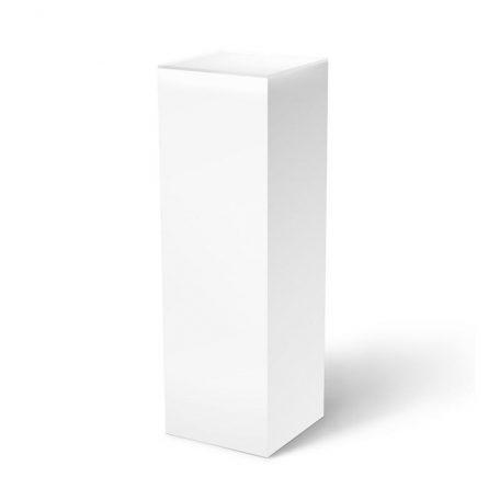 White High Gloss Plinth